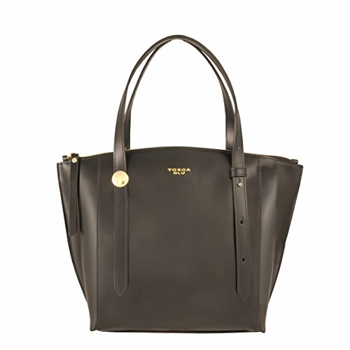 SHOPPING BAG / LINEA PANAREA / Art. TF165B151 NERO