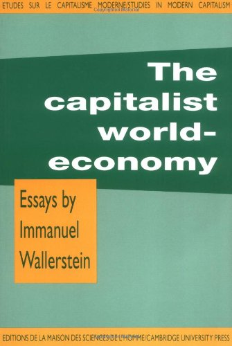 The Capitalist World EconomyImmanuel Wallerstein