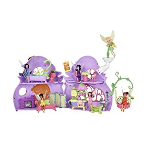 Click to buy Disney Fairies Ultimate Fairy House from Amazon!