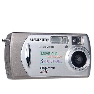 Samsung Digimax 4010