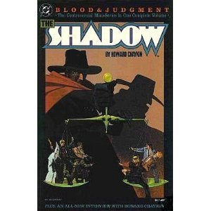 The Shadow: Blood & Judgement, Howard Chaykin