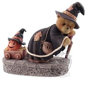 Cherished Teddies.......... Griselda... Add A Little Hocus Pocus To Every Halloween