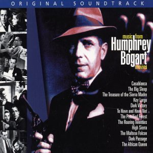 Music From Humphrey Bogart Movies front-206330