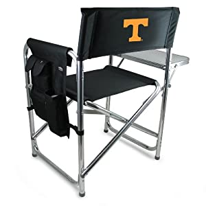NCAA Tennessee Volunteers Sports Chair by Picnic Time