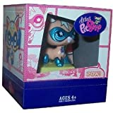 Littlest Pet Shop 2009 SDCC San Diego Comic-Con Exclusive Figure Super Hero Kitty Cat