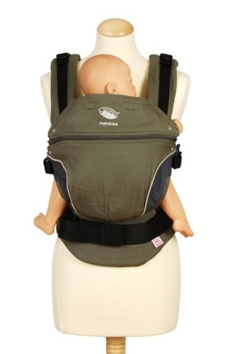 Manduca Baby Carrier olive (new style)