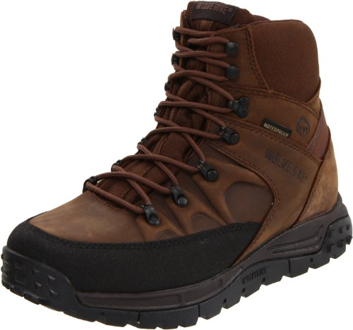 Wolverine Men's W07904 Pathfinder 6-Inch Hunting Boot,Brown,8.5 XW US