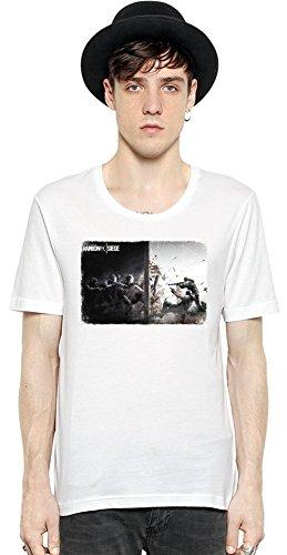 Rainbow Six Siege Raid Manica corta da uomo T-shirt Large