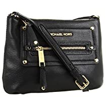 Michael Kors Gilmore Eracle Crossbody Black