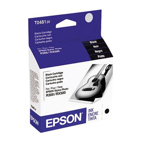 Epson T048120 48 Inkjet Cartridge -BlackB0000E2Y7Q