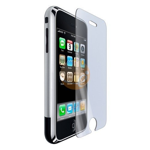 4 Pack LCD Screen Protector for Apple iPhone 1st Gen (NOT for iPhone 3G)