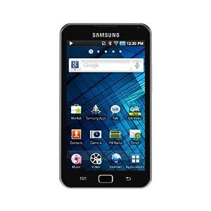 Samsung YP-G70CW Galaxy S WiFi 5.0 8GB - Black