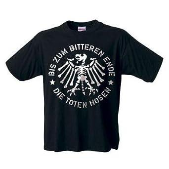 Die Toten Hosen - Adler Classic T-Shirt, schwarz, Grösse XXL