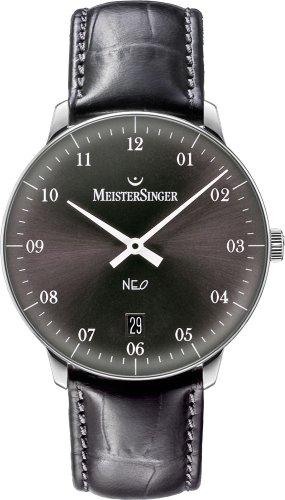 Meister Singer Neo Reloj unisex Diseño Clásico