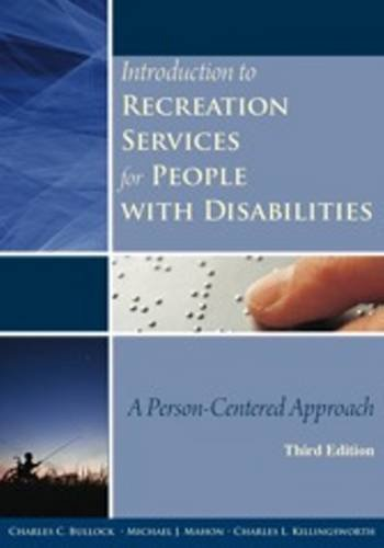 Introduction to Recreation Services for People with...