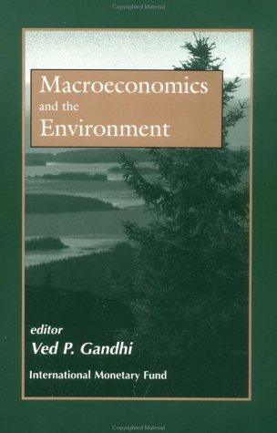 MACROECONOMICS AND THE ENVIRONMENT (MAEEA0000000)