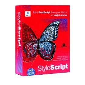 Stylescript 3.8.2 Serial Parallel Mac Postscript