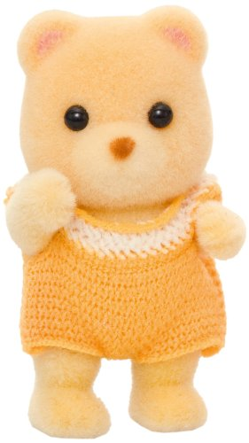Sylvanian Families baby doll bear bear family (japan import) - 1