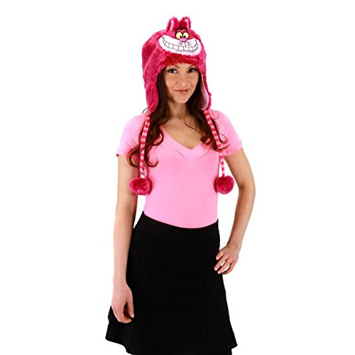 elope Disney's Classic Alice in Wonderland Cheshire Hoodie Hat