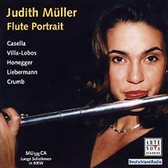 Flute Portrait cover