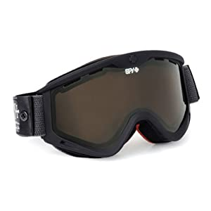 Spy Optic Targa 3 Goggles (Olde No. 9, Bronze with Silver Mirror)
