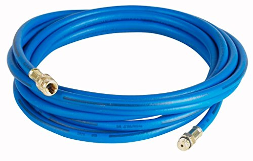 "Robinair 62242 Enviro-Guard Hose for Automotive (R-134a - Blue, 240"" Long, 14mm x 1/2"" ACME)"