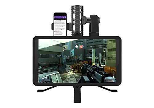 GAEMS Rail System Satellite Monitor Stand (Gaems Personal Gaming Environment compare prices)