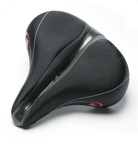 Serfas RX Exerciser Bicycle Saddle