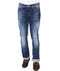 Killer Men'S Slim Fit Jeans (9145. Elvis Skft Fldbl_34, Blue, 34)