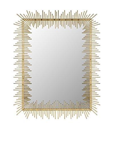 Safavieh Sunray Mirror, Antique Gold