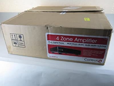 Control4 4 Zone Amplifier C4-8AMP1-B by Control4