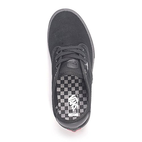6e422bc6ad Vans Youth Chima Ferguson Pro Skate Shoes Black Black 1 Little Kid M