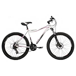 Diamondback Outlook Women's Specific 21 Speed Front Suspension, Dual Disc, Alloy Mountain Bike - 2012 Model