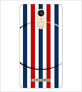 PrintDhaba Pattern D-4935 Back Case Cover for XIAOMI REDMI NOTE 3 (Multi-Coloured)