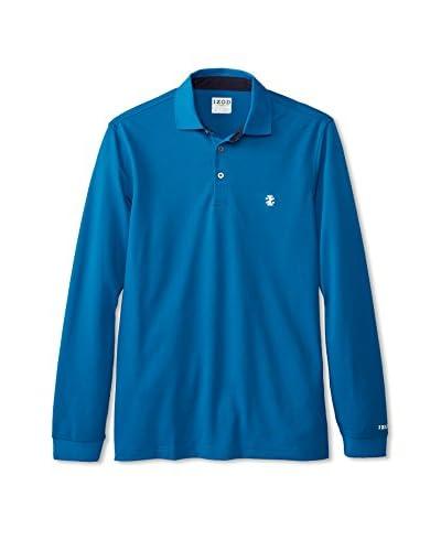 IZOD Men's Golf Solid Preppy Polo