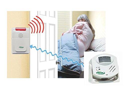 Motion Sensor with Remote Alarm (Bed Sensor Alarm compare prices)