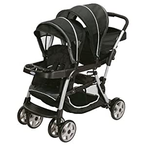 Amazon.com : Graco Double Stroller/Twin Stroller with 2 ...