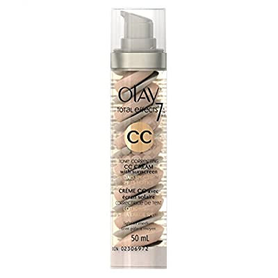 Olay CC Cream, Total Effects Tone Correcting Moisturizer with Sunscreen