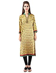 Imple Boutique Women's Gaji Silk Salwar Suit Set (IBA-51)