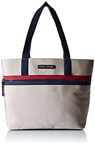 Tommy Hilfiger Zipper Tote Bag, Trave…