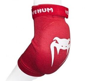 "Venum ""Kontact"" Elbow Protector-Red"