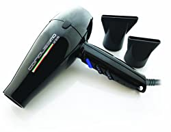Corioliss 2500 Watts Professional Hair Dryer (Black)
