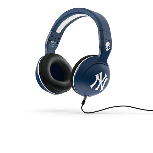 Skullcandy Hesh 2 Over-Ear Headphone with Mic - NY Yankees at Amazon.com
