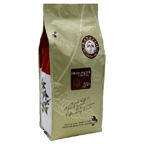 Buy Fratello Coffee Company Highlander Grogg Coffee, 2-Pound Bag (Fratello Coffee Company, Health & Personal Care, Products, Food & Snacks, Beverages, Coffee)