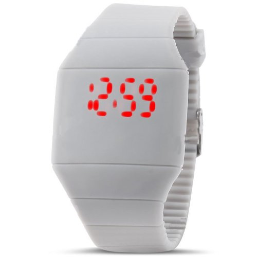 Touch Time Digital Watch