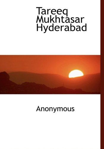 Tareeq Mukhtasar Hyderabad