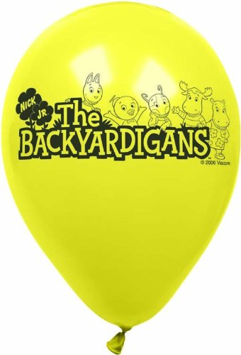 "Backyardigans 12"" Balloon"