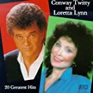 Conway Twitty & Loretta Lynn - 20 Greatest Hits [MCA]