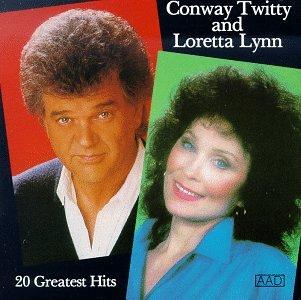 Brad Paisley - Conway Twitty & Loretta Lynn - 20 Greatest Hits [MCA] - Zortam Music