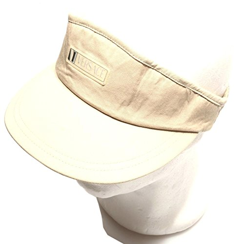 83926 visiera cappello VERSACE GOLF cappellino hat women [UNICA]